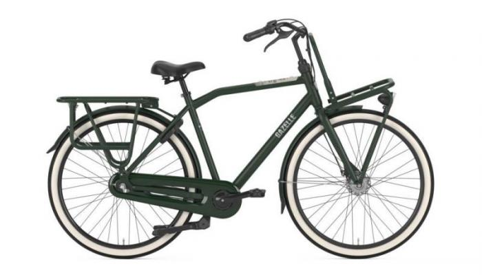 Gazelle HeavyDutyNL T7 - Hunter green mat 1